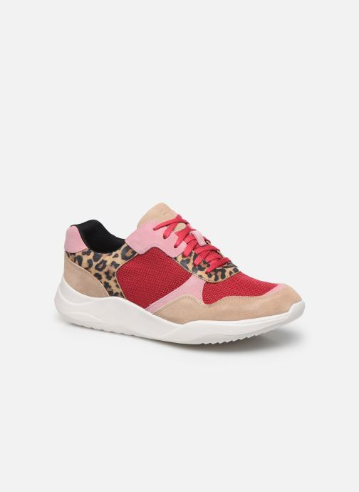 Sneakers Clarks Sift Lace Roze detail