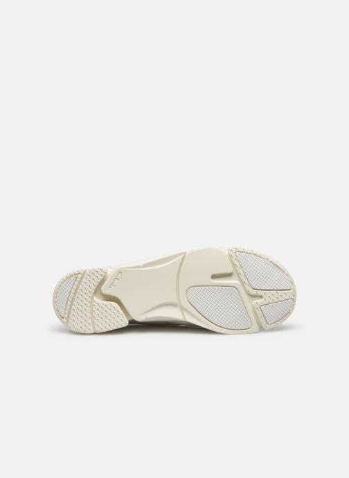 Sneakers Clarks TriAmelia Edge Bianco immagine dall'alto