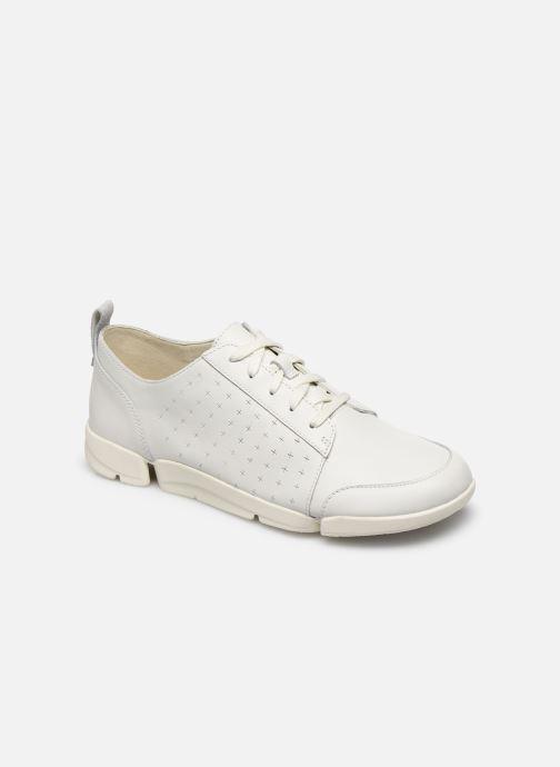 Sneakers Clarks TriAmelia Edge Bianco vedi dettaglio/paio
