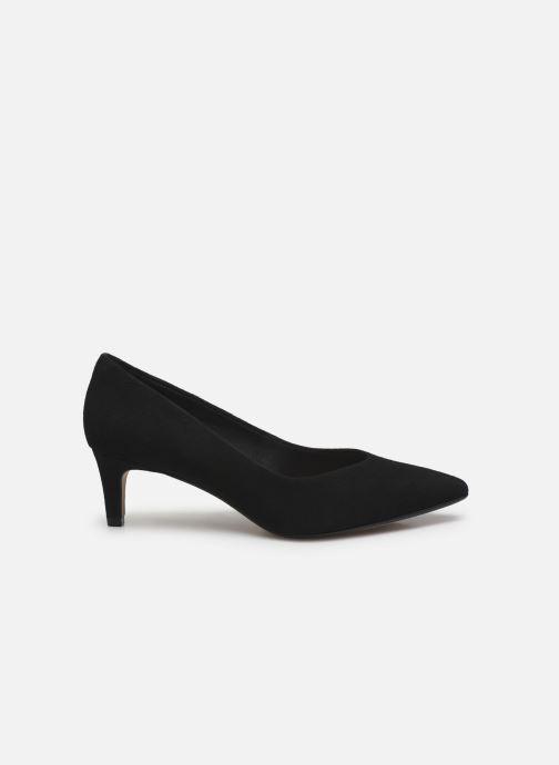 Zapatos de tacón Clarks Laina55 Court Negro vistra trasera