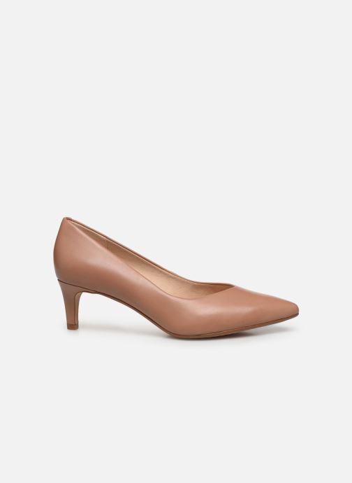 Zapatos de tacón Clarks Laina55 Court Rosa vistra trasera