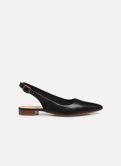 Zapatos de tacón Clarks Laina15 Sling Negro vistra trasera