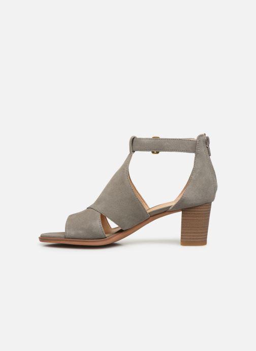 Sandales et nu-pieds Clarks Kaylin60 Glad Vert vue face