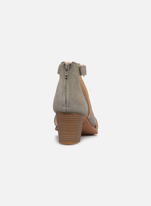 Sandales et nu-pieds Clarks Kaylin60 Glad Vert vue droite