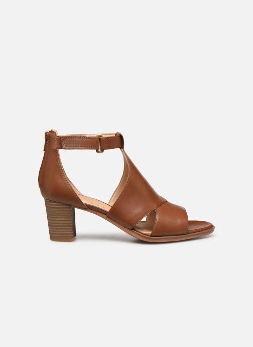 Sandales et nu-pieds Clarks Kaylin60 Glad Marron vue derrière