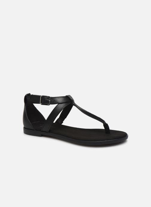 Sandales et nu-pieds Clarks Bay Post Noir vue détail/paire
