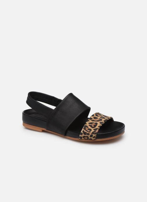 Clarks Pure Strap (schwarz) Sandalen bei (432462)