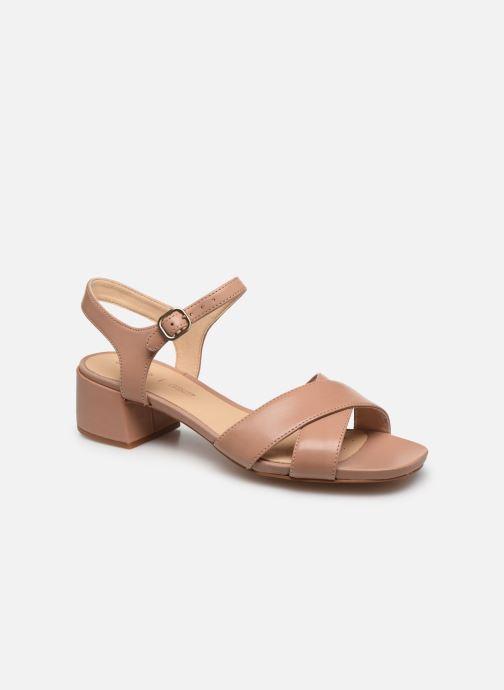 Sandali e scarpe aperte Clarks Sheer35 Strap Rosa vedi dettaglio/paio