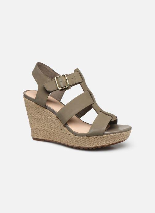 Sandales et nu-pieds Clarks Maritsa95 Glad Vert vue détail/paire