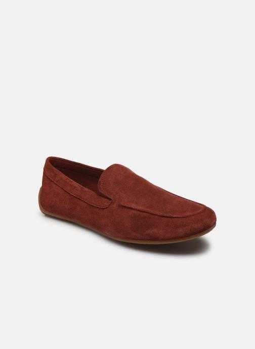 Slipper Clarks Reazor Plain rot detaillierte ansicht/modell