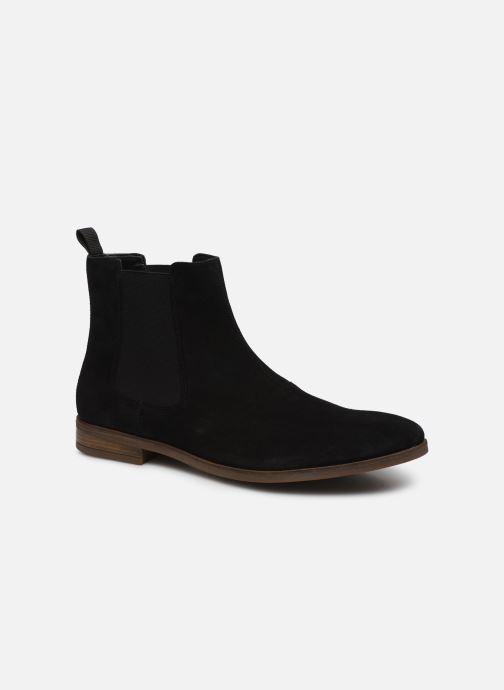 Bottines et boots Clarks Stanford Top Noir vue détail/paire