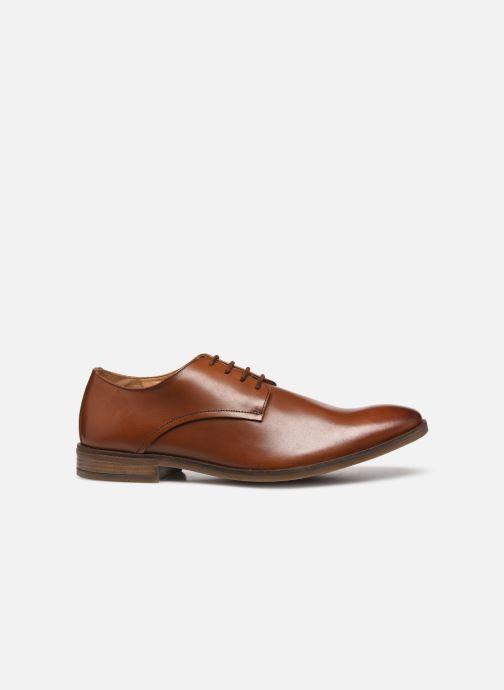 Chaussures à lacets Clarks Stanford Walk Marron vue derrière