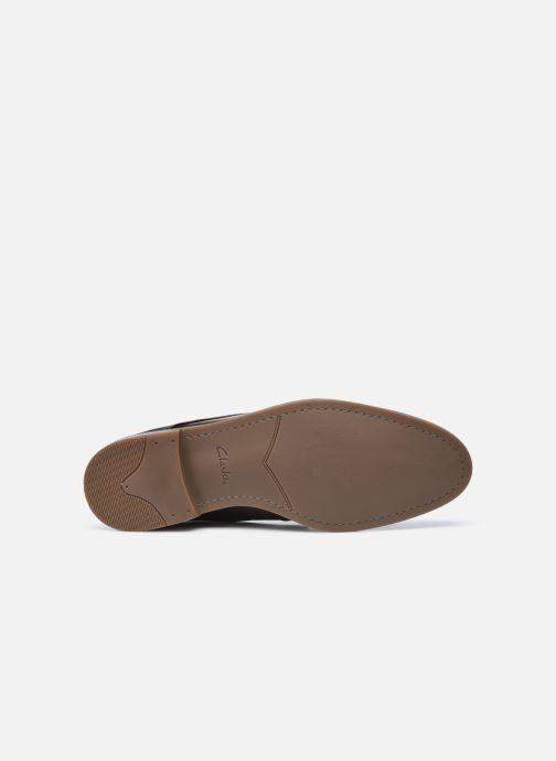 Zapatos con cordones Clarks Stanford Walk Marrón vista de arriba