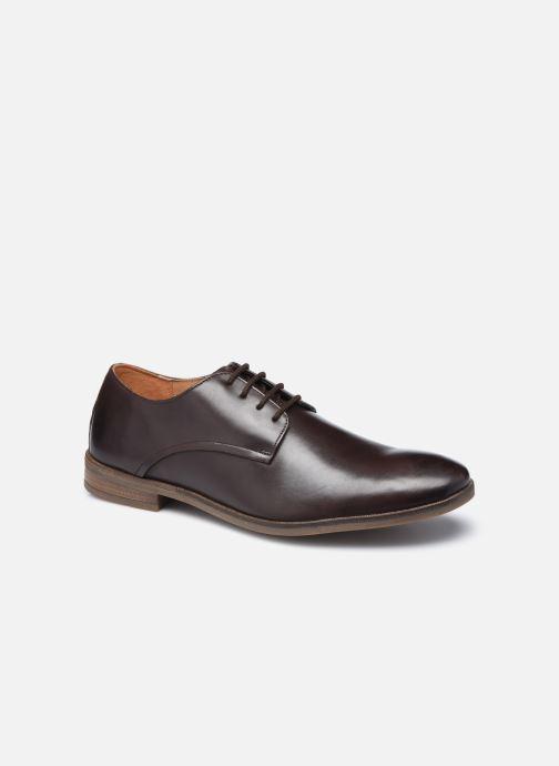 Zapatos con cordones Clarks Stanford Walk Marrón vista de detalle / par
