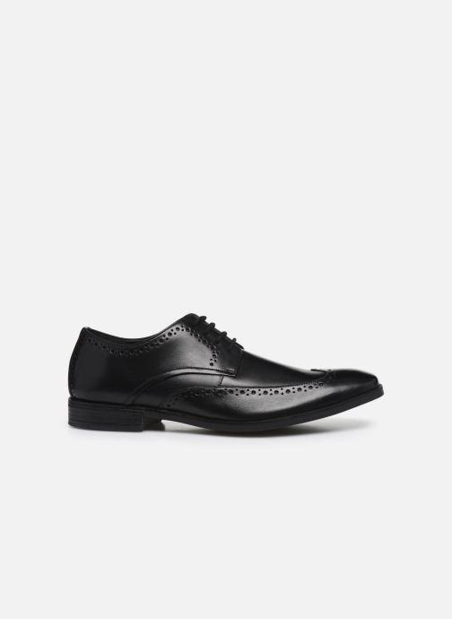 Chaussures à lacets Clarks Stanford Limit Noir vue derrière