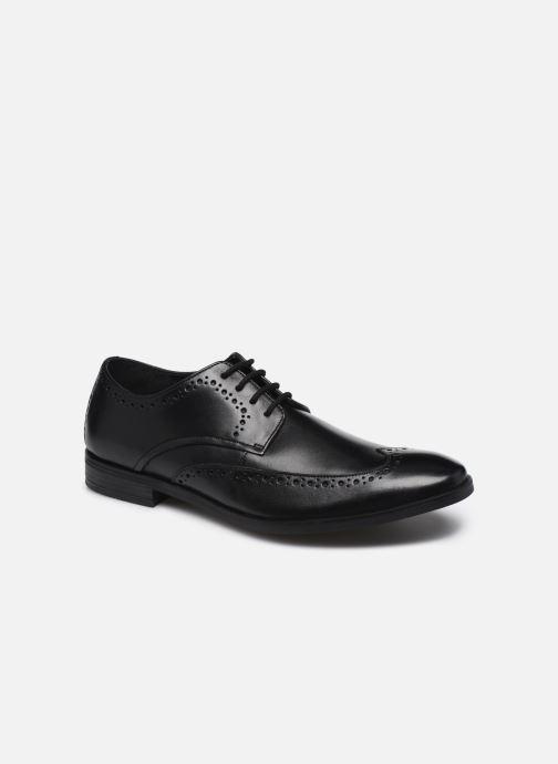 Chaussures à lacets Clarks Stanford Limit Noir vue détail/paire