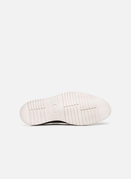 Chaussures à lacets Clarks Ernest Limit Marron vue haut