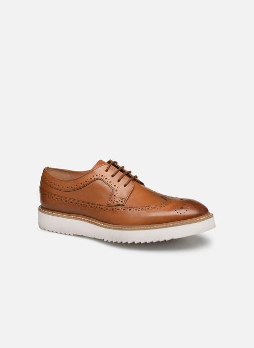 Chaussures à lacets Clarks Ernest Limit Marron vue détail/paire