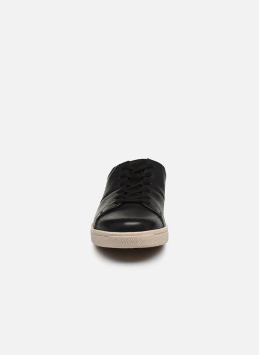 Baskets Clarks Kitna Vibe Noir vue portées chaussures