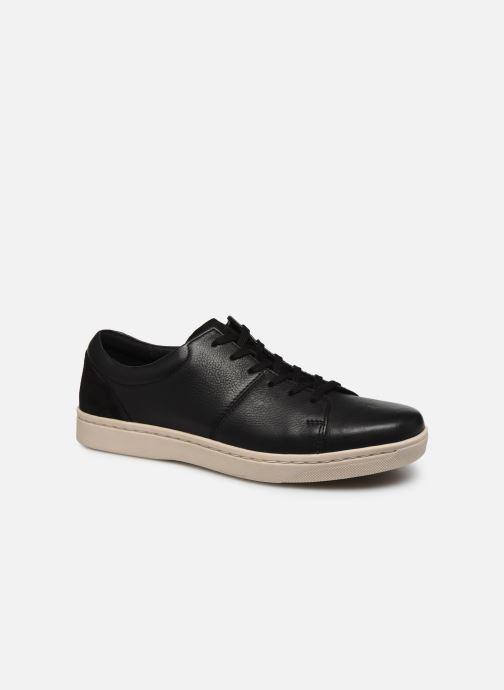 Sneakers Clarks Kitna Vibe Sort detaljeret billede af skoene