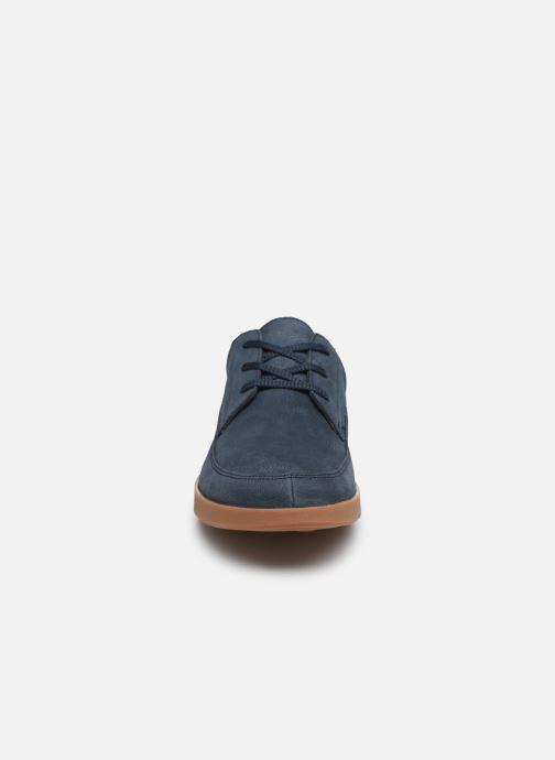 Sneakers Clarks Oakland Craft Blauw model