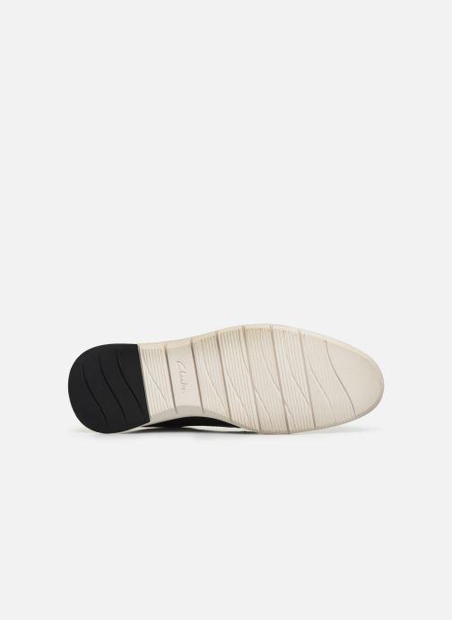 Zapatos con cordones Clarks Helston Walk Azul vista de arriba