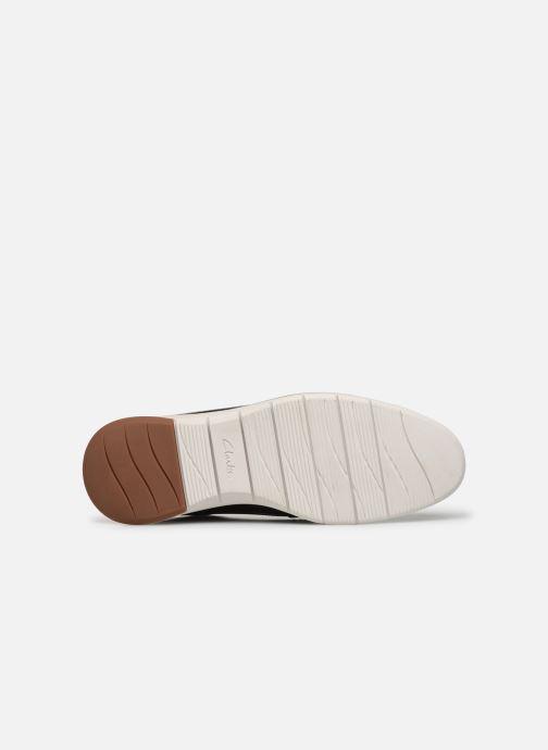 Zapatos con cordones Clarks Helston Walk Marrón vista de arriba