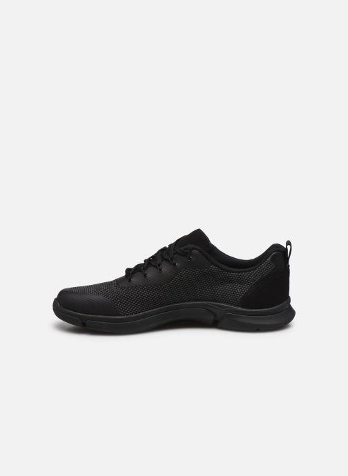 Sneakers Clarks Triken Jump Zwart voorkant