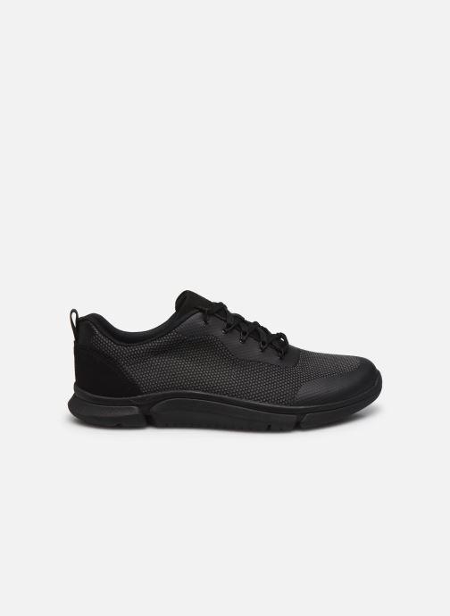 Sneakers Clarks Triken Jump Zwart achterkant