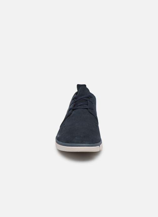 Sneaker Clarks Tri Verve Boss blau schuhe getragen