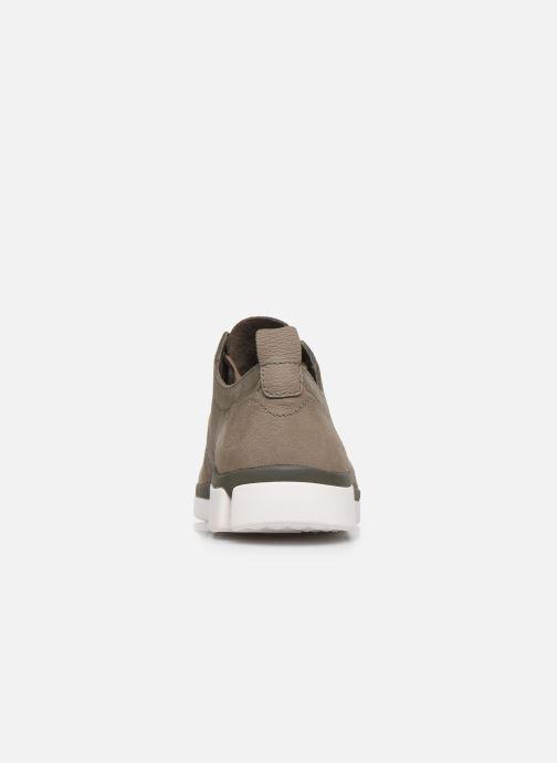 Sneakers Clarks Tri Verve Boss Verde immagine destra