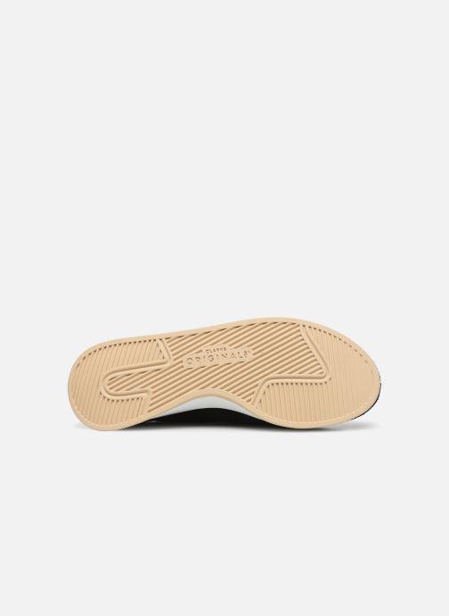 Sneakers Clarks Originals Kiowa Pace. Nero immagine dall'alto