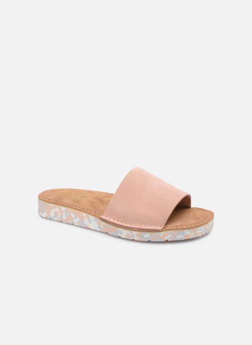 Clogs & Pantoletten Clarks Originals Lunan Slide. rosa detaillierte ansicht/modell
