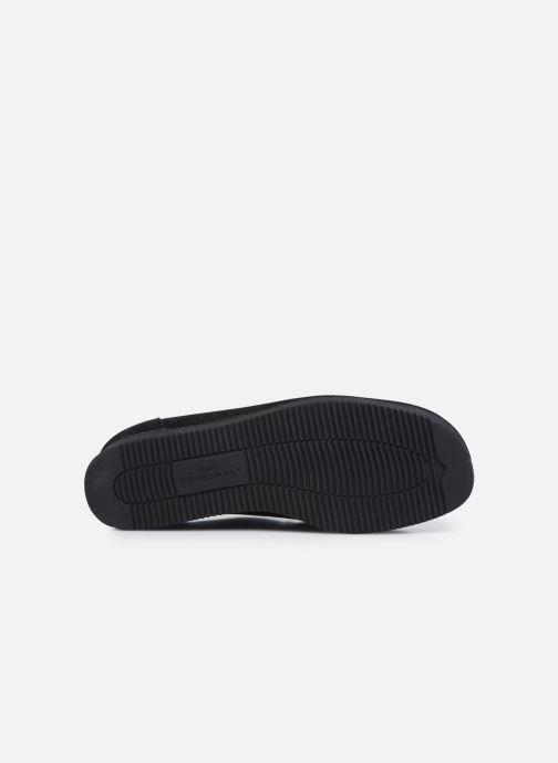 Zapatos con cordones Clarks Originals Wallacraft Lo Negro vista de arriba