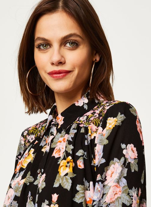 Vêtements Free People HOLD ON TO ME PRINTED Noir vue face