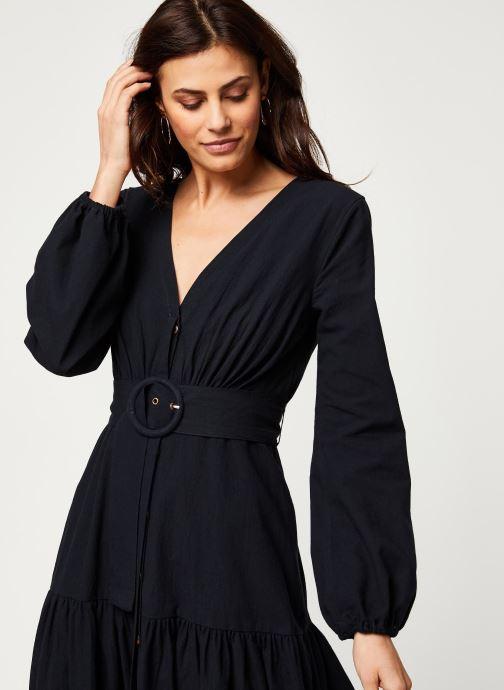 Vêtements Free People KENDRA DRESS Noir vue face