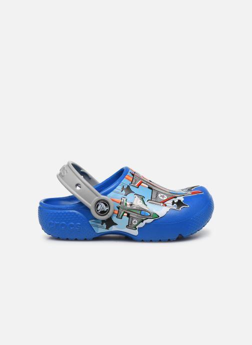 Sandali e scarpe aperte Crocs CrocsFL Fighter Jets Clog B BCb Azzurro immagine posteriore
