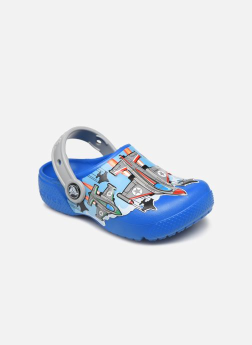 Sandali e scarpe aperte Crocs CrocsFL Fighter Jets Clog B BCb Azzurro vedi dettaglio/paio