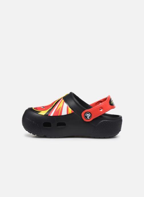 Sandalias Crocs CrocsFL McQueen Light Clg K Negro vista de frente