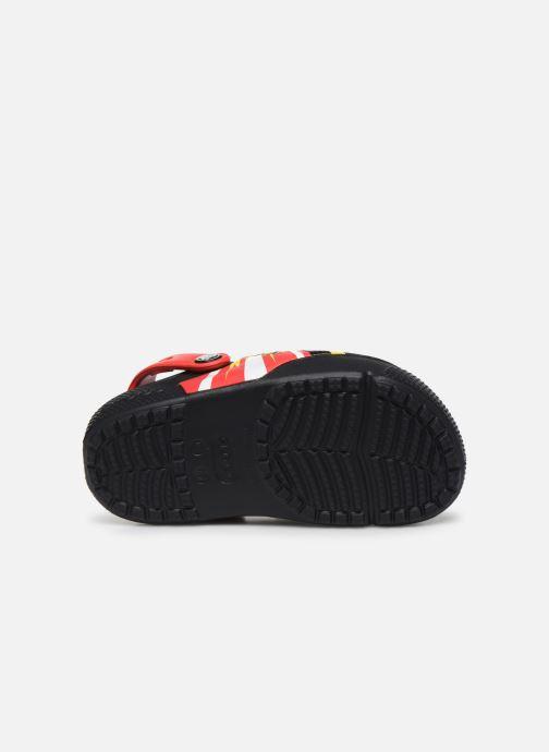 Sandalias Crocs CrocsFL McQueen Light Clg K Negro vista de arriba