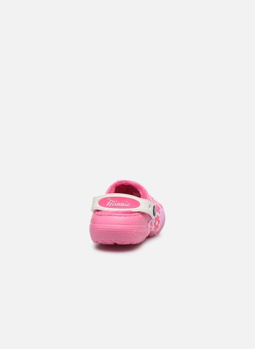 Sandaler Crocs CrocsFL Minnie Mouse Lnd Clg K Pink Se fra højre