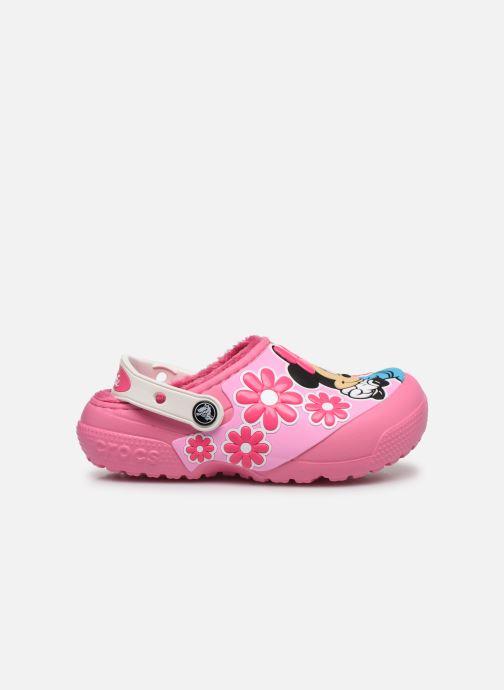 Sandaler Crocs CrocsFL Minnie Mouse Lnd Clg K Pink se bagfra