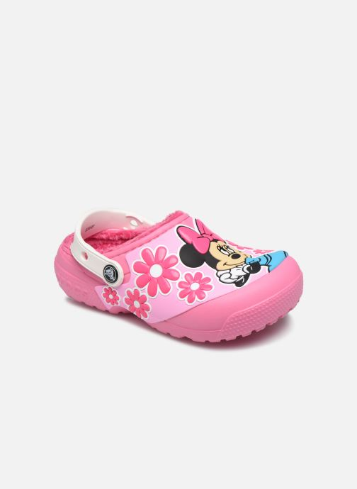 Sandalias Crocs CrocsFL Minnie Mouse Lnd Clg K Rosa vista de detalle / par