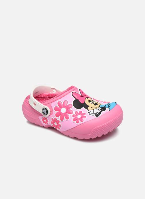 Sandaler Crocs CrocsFL Minnie Mouse Lnd Clg K Pink detaljeret billede af skoene