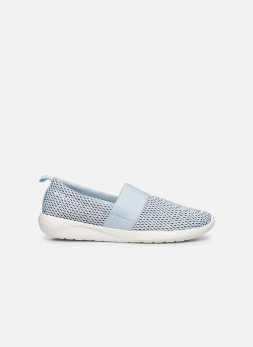 Sneakers Crocs LteRideMSlpW Azzurro immagine posteriore