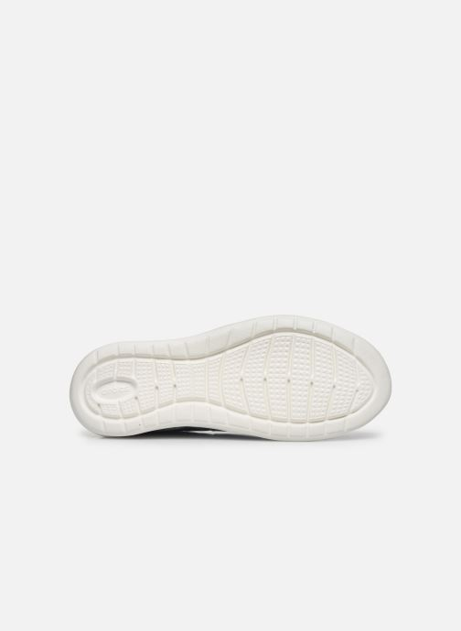 Sneakers Crocs LteRideMSlpW Azzurro immagine dall'alto
