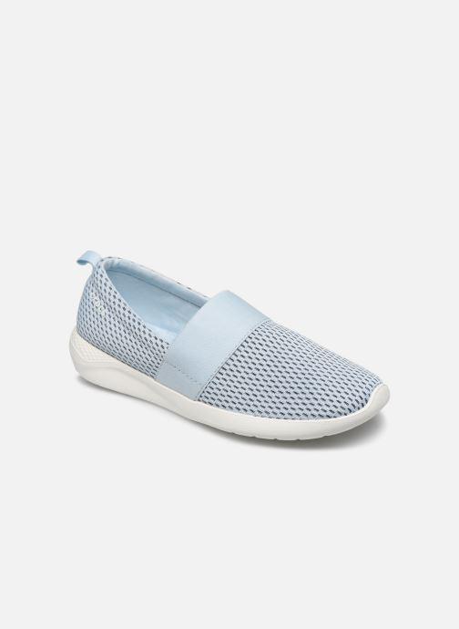 Sneakers Crocs LteRideMSlpW Azzurro vedi dettaglio/paio