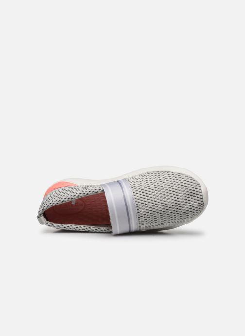 Sneakers Crocs LteRideMSlpW Grigio immagine sinistra