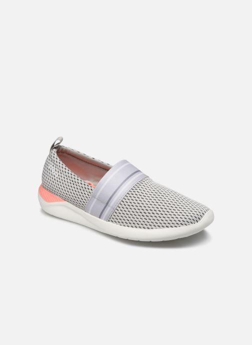 Sneakers Crocs LteRideMSlpW Grigio vedi dettaglio/paio