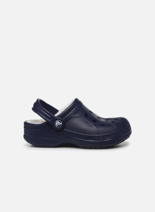 Sandaler Crocs Ralen Lined Clog K Blå se bagfra